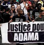 Adama Traore, Nama Mirip Pesepak Bola yang Jadi Korban Kasus Rasialis di Paris
