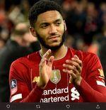 Dua Rekannya Cedera, Joe Gomez Bakal Jadi Pemain Paling Repot di Liverpool