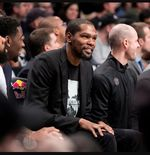 NBA Lanjut Bulan Depan, Kevin Durant Konfirmasi Tak Akan Tampil