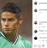 James Rodriguez dan Neraka Bangku Cadangan Real Madrid