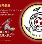 Klub Promosi Liga 2, AA Tiga Naga Berburu Talenta Baru