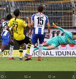 Hasil Liga Jerman: Borussia Dortmund 1-0 Hertha Berlin