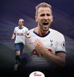 Harry Kane Sudah Muak dengan Tottenham Hotspur