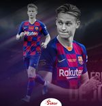 Frenkie de Jong: PSG Tanpa Neymar, Tugas Barcelona Akan Lebih Mudah