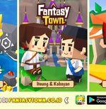 Garena Perkenalkan Karakter Lokal Indonesia Melalui Gim Fantasy Town