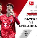 Prediksi Liga Jerman: Bayern Munchen vs Borussia Monchengladbach