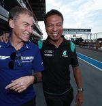 Ada Masalah Perusahaan di Balik Kontrak 1 Tahun Valentino Rossi-Petronas Yamaha SRT