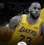 Rajon Rondo Cedera, Beban LA Lakers Sepenuhnya di Pundak LeBron James
