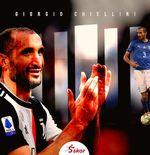 Giorgio Chiellini: Zlatan Ibrahimovic Lawan Terbaik Saya
