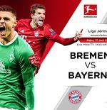 Prediksi Liga Jerman:  Werder Bremen  vs Bayern Munchen