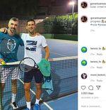 Pelatih Novak Djokovic Tak Menyesal Prediksinya soal Rafael Nadal Keliru