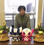 Gubernur Tokyo Makin Yakin Olimpiade 2020 Berlangsung Aman karena Hal Ini