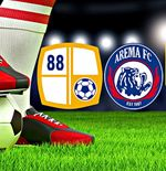 Arema FC Pegang Rekor Jago Kandang di Liga 1
