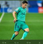 Bertahan di Real Madrid Bukan Keinginan James Rodriguez