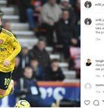 Arsene Wenger Beri Tips Cara Optimalkan Mesut Ozil