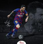 Frenkie de Jong: Para Pemain Barcelona Harus Beradaptasi untuk Lionel Messi