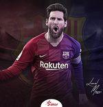 3 Catatan Gemilang Lionel Messi di Tengah Meredupnya Barcelona