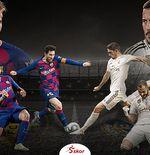 Barcelona vs Real Madrid: 4 Pemain ''Veteran'' dalam Duel El Clasico
