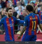 Neymar Disebut Ingin Reuni dengan Lionel Messi di Barcelona