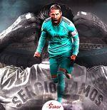 Pelatih Spanyol Tak Khawatir dengan Rumor Sergio Ramos di Real Madrid