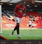 Manchester United Harus Geser Posisi Anthony Martial jika Ingin Gelar Juara