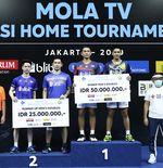 3 Aspek Jadi Bahan Evaluasi dari Gelaran Mola TV PBSI Home Tournament