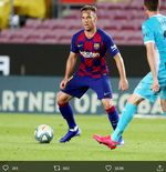 Barcelona Lepas Arthur Melo ke Juventus Seharga Rp1,15 Triliun