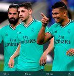 Casemiro: Saya Masih Grogi Bicara dengan Zinedine Zidane