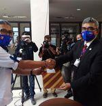 Muhammad Farhan Kukuhkan Dicky Wijaya sebagai Ketum PRSI Kota Bandung