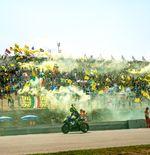 Siapkan Perpisahan Spesial untuk Valentino Rossi, Ribuan Suporter Dilibatkan