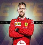 Tak Lagi Andalan Ferrari, Sebastian Vettel Siap Jalani Team Order