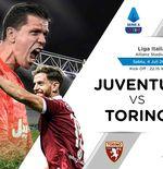 Susunan Pemain Juventus vs Torino
