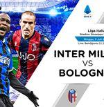 Link Live Streaming Liga Italia: Inter Milan vs Bologna