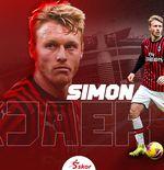 Tembok Terkuat di AC Milan Itu Bernama Simon Kjaer