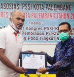 Askot PSSI Palembang Punya Ketua Baru untuk 2020-2024