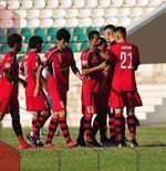 Mantan Pilar Persebaya Cetak Gol Pembuka, Klub Liga Tajikistan Pesta