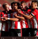 Hasil Liga Inggris: Manchester City Kalah karena Gol Jarak Jauh Southampton