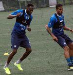 Wander Luiz dan Geoffrey Castillion Asa Persib pada Lanjutan Liga 1 2020