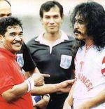 Rekor Gol Soetjipto Soentoro di Timnas Indonesia Bertahan 50 Tahun