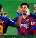Hasil Liga Spanyol: Barcelona Menangi Derbi Catalan yang Panas