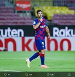 Luis Suarez Siap Menyambut Calon Rivalnya di Barcelona