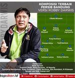 Susunan Tim Terbaik Persib Bandung Versi Robby Darwis