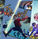 Garuda Eleven: Nuansa Baru Komik Sepak Bola Karya Komikus Indonesia