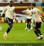 Bruno Fernandes Bisa Bantu Paul Pogba di Manchester United