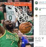 NBA: Demi Tidur Berkualitas, Bintang Celtics Ini Bawa Kantung Tidur Portabel Sendiri