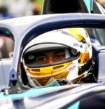 Mobil Diperbaiki, Sean Gelael Incar Poin di Sirkuit Silverstone