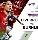 Susunan Pemain Liga Inggris: Liverpool vs Burnley