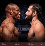 UFC 261: Hanya Jorge Masvidal yang Dapat mengalahkan Kamaru Usman