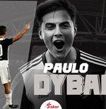 Juventus Umumkan Paulo Dybala Absen Hingga 20 Hari
