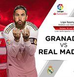 Prediksi Liga Spanyol: Granada vs Real Madrid